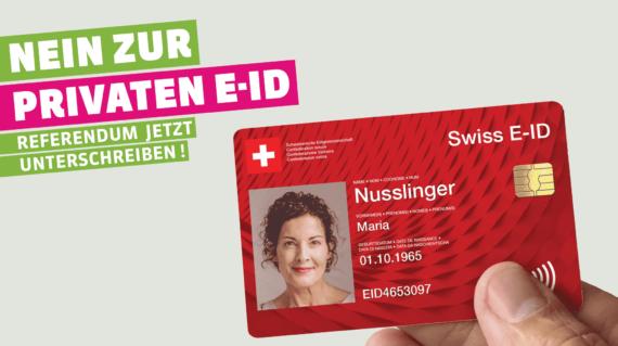 Nein zur E-ID